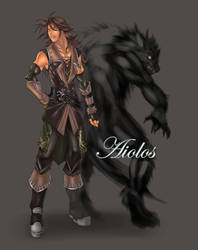 Aiolos by Azu-Chan