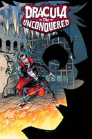 Dracula the Unconquered 2 Cover by sdowner