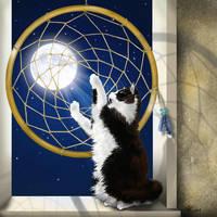 Dreamcatcher by LeeAnneKortus