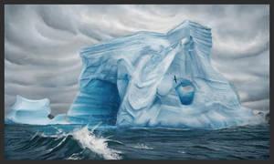 Iceberg by lukkar