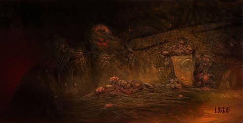 Corprus cave 01 by lukkar