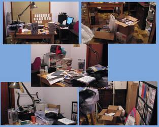 Studio by BlueRockAngel