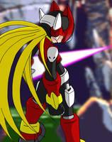 Original Zero 'The Alpha .... by tsukasasign