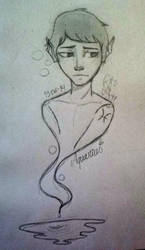 QuickSketch: Aquarius by adriiprs