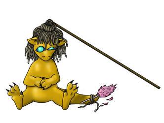 Leo Cute Dragon by Rauchlivi