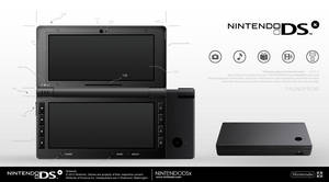 Nintendo DSx by paundpro
