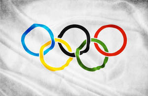 FREE OLYMPICS OLIMPIADAS BANDERA FLAG by paundpro