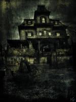 Haunted Mansion by LamiaFemina