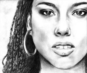 Alicia Keys by nanna88