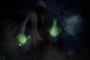 Waglington the Necromancer by Melissajp