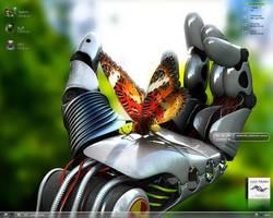 Butterfly by iBidule