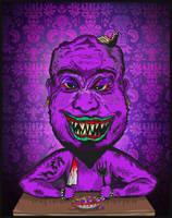 Monster illustration by sologfx