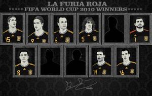 La Furia Roja collection by sologfx