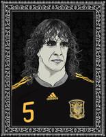 Carles Puyol by sologfx