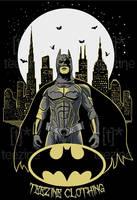 Batman: Dark Knight Rises by sologfx