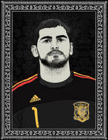 Iker Casillas by sologfx