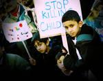 Stop Killing Children v2 by SoorPus