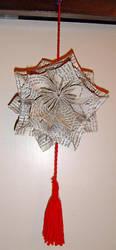 Paper kusudama by Carpe-argillum