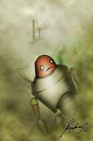 Robot Revolution by Sandsmark