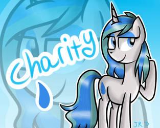 Charity Seashell wallpaper (F2U) by TechnoPonyWardrobeDA