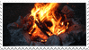 campfire stamp by hearthstoneadopts