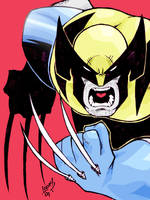 Wolverine by Weaponx5203 by future-parker