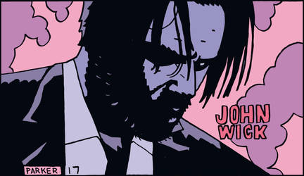 JOHN WICK by future-parker