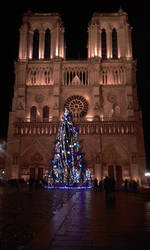 CHRISTMAS IN PARIS by anasofiahyde