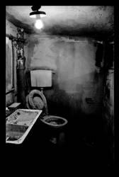 toilet by retro-machine