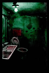 toilet II by retro-machine