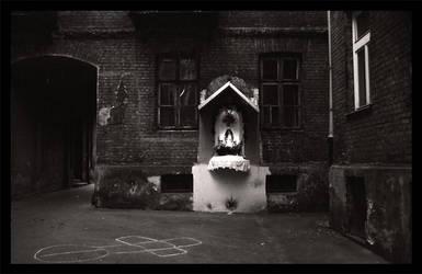 shrine by retro-machine
