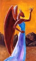 Dragoness by dv-girl