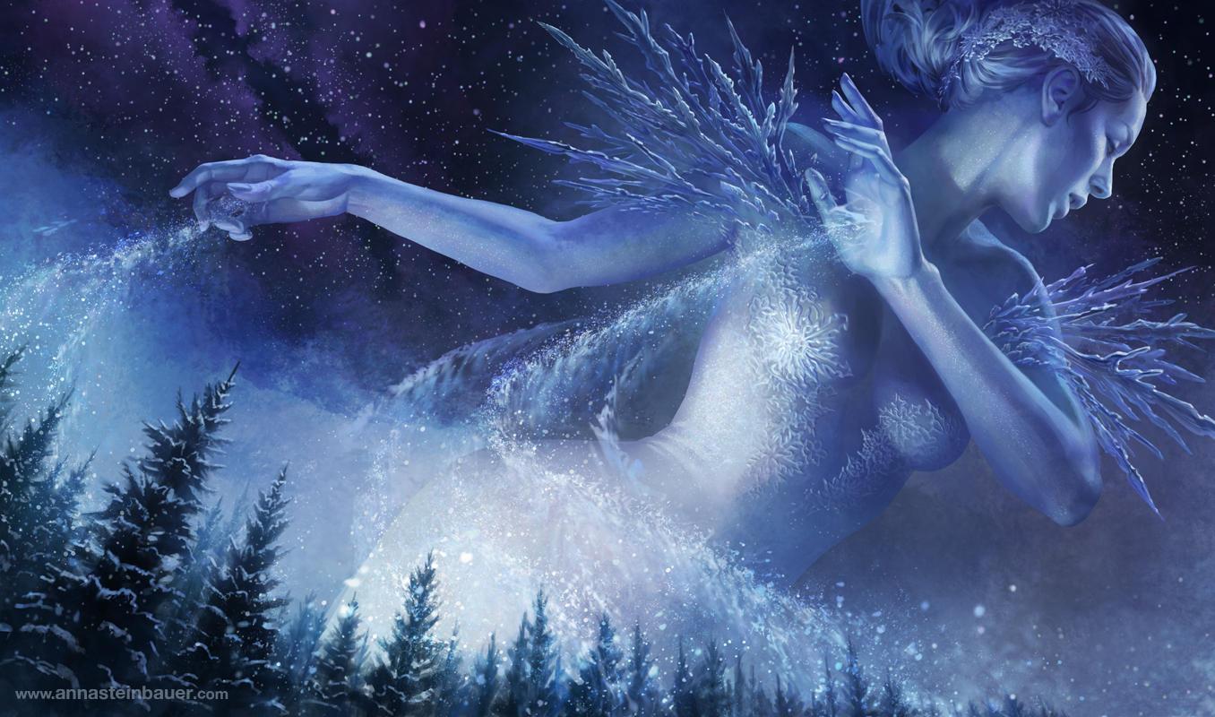 Let It Snow by depingo