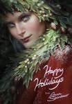 Happy Holidays 2015! by depingo