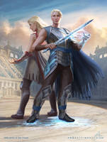 MtG Will Kenrith by depingo