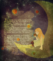 jezebel on the moon by jolieetoile