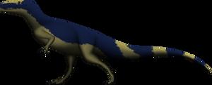 Torvosaurus gurneyi by SpinoInWonderland