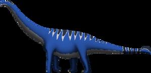 Spinophorosaurus nigerensis by SpinoInWonderland