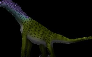 Atlasaurus imelakei by SpinoInWonderland