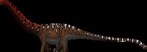Supersaurus lourinhanensis by SpinoInWonderland