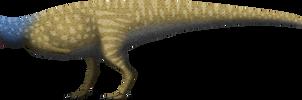 Majungasaurus crenatissimus by SpinoInWonderland
