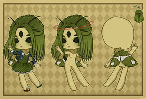 MYO Articularias: Sophia by Sephiriah