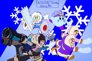 Cold Warriors by Fester1124