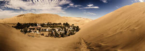 Desert Oasis 2 by scwl