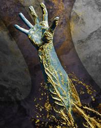 Golden veins by VR85