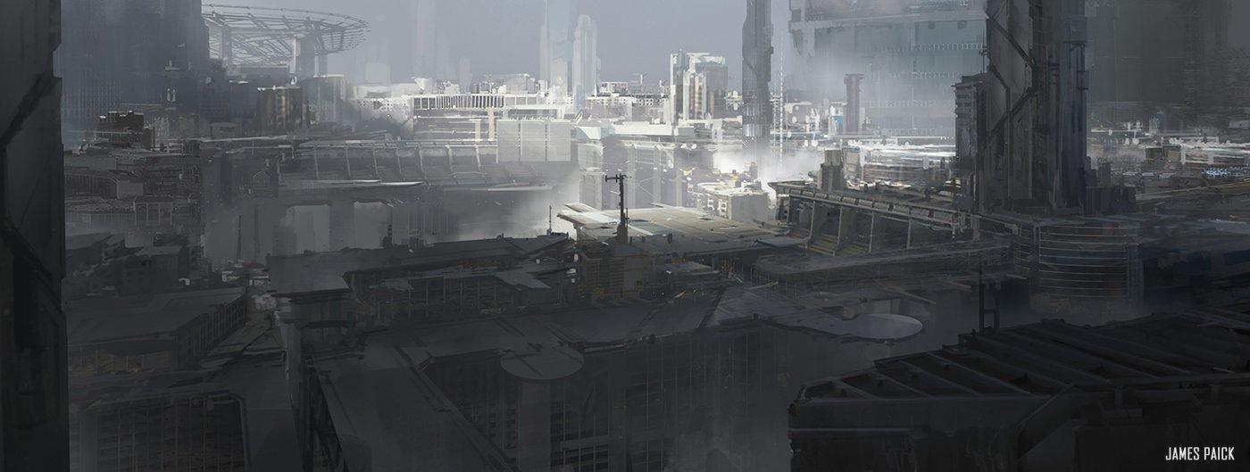 Class Demo - Environment Design by JamesPaick