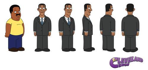 Character Test Turns by l3rokeneye