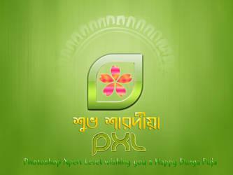 Happy DURGA Puja by pauleditz by pauleditz