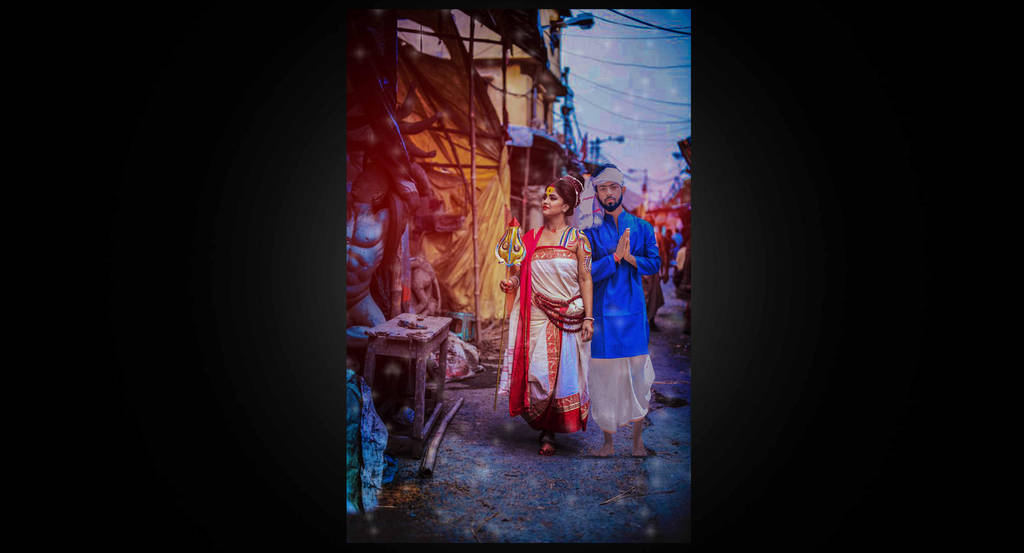 Durga Pujaa Jpg by pauleditz