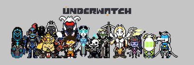 Underwatch by ZeoMaddox
